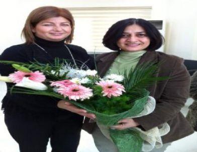 Kadın Meclisi'nden Ak Parti'ye Ziyaret