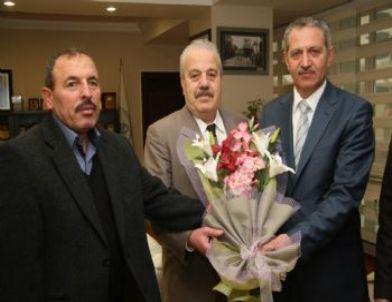 Kastamonulular Derneği'nden Başkan Dişli'ye Davet