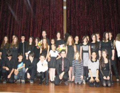 Konservatuar Öğrencilerinden Yarı Yıl Konseri