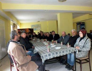 Koyuhisar Ziraat Odası'nın 2013 Yılı Ocak Ayı Meclis Toplantısı Yapıldı