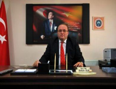 Ktü Vakfıkebir Myo Müdürü Doç. Dr. Hakan Alp Yeni Yapılanmayı Anlattı