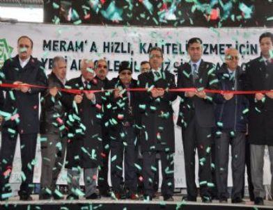 Meram Belediyesi Hizmet Filosuna 25 Araç