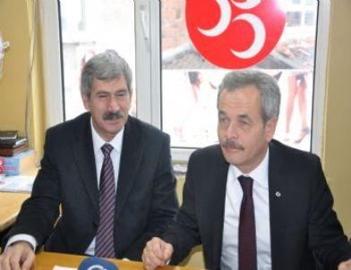 """MHPp'li Çetin: """"Yerel Seçimlerde Kırklareli, Edirne ve Tekirdağ'da İyi Sonuçlar Alacağız"""""""
