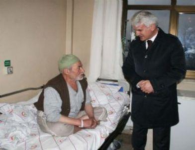 Milletvekili Şahin'den Hastalara Ziyaret