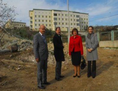 Rehabilitasyon Merkezi'nin Kayıp Planları Aranıyor