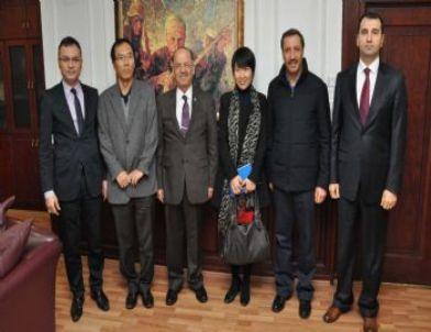 Samsung Firmasından Kırıkkale'ye 1 Milyar Liralık Yatırım