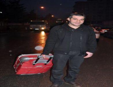 Siirt'te Cezaevinden Tahliyeler Başladı