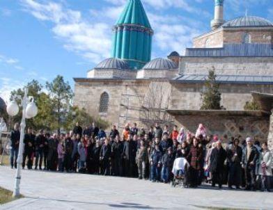 Sincan Belediyesi, Okul Birincilerine Konya'yı Gezdirdi