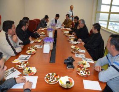Viranşehir Devlet Hastanesinde 2012 Yılı Değerlendirmesi Yapıldı