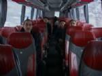 300 Yolcu Kar Nedeniyle Mahsur Kaldı