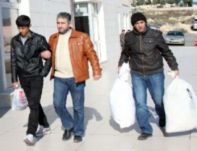 Silifke'de 30 Kilo Esrar Yakalandı