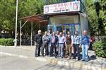 RECEP BOZKURT - Başkan Böcek'ten Akdeniz Tıp Taksi Esnafına Müjde