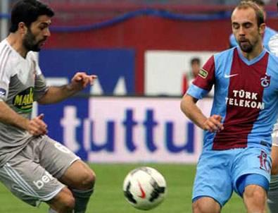 Trabzonspor-Sivasspor: 0-0