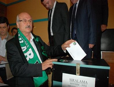 Denizlispor Başkanlığa Mehmet Özsoy Seçildi