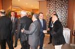 MEHMET SOYDAN - Adalet Bakanı Ergin, Oğlu İçin Hatay'da Düğün Yaptı