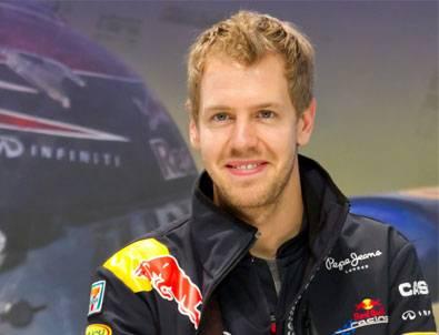 Bir Vettel Klasiği! Yine Şampiyon...
