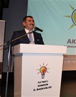 OSMAN TOPALOĞLU - Ak Parti 47. Genişletilmiş İl Danışma Meclisi Toplantısı