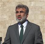 TEKSIF - Enerji ve Tabi Kaynaklar Bakanı Taner Yıldız Açıklaması