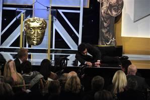 BAFTA'da korkutan şaka