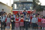 KıRKÖY - Kiraz Belediyesi'nden Öğrencilere Servis Hizmeti