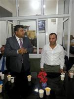 MUHARREM ORUCU - 'Yass-ı Matem'e Başkan Sındır Da Katıldı