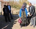 Karaman'da 30 Adet Damızlık Kıl Keçisi Dağıtıldı