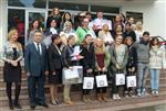 """EBRU SANATı - Avrupa Birliği Projesi 'Health 4 Youth"""" Tad'da"""