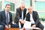 ZEKİ BULUT - Denizlispor'a Protokol Desteği