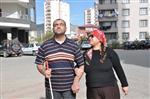 ENGELLİ ÖĞRETMENLER - (özel Haber) Görme Engelli, Diyaliz Hastası Kadir Kelek'in Sönmeyen Meslek Aşkı