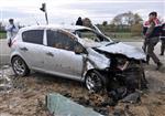 Otomobil Dereye Düştü Açıklaması