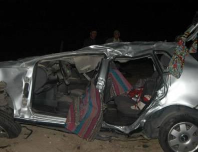 Emirdağ yolunda kaza: 2 ölü!