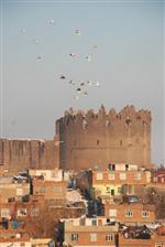 KAR MANZARALARI - Diyarbakır'dan Kar Manzaraları