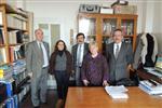 Ticaret Borsası Başkanı Bektaş'tan Süel'e Ziyaret