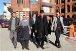 METİN COŞKUN - Bozkurt Myo'dan Başkan Canbaz'a Teşekkür Ziyareti