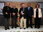 LATIFE TEKIN - Mersin Kenti Edebiyat Ödülü Demir Özlü'ye Verildi