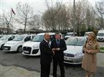 ALİ OSMAN KAHYA - Bursa Emniyetine 6 Yeni Araç