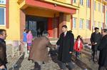 MUZAFFER YıLDıRıM - Başkan Yıldırım Köy Okulları Ziyaretine Devam Ediyor