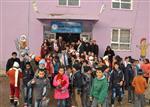 İmaf'tan Okullara Yardım