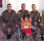 Jandarma Beyza'yı Sevindirdi