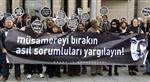 SERMİYAN MİDYAT - Hrant Dink Davası Öncesi Adliye Önünde Eylem