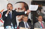 MEHMET GELDİ - Giresun'da Ak Parti Belediye Başkan Adayı Can Mahalle Temsilcileriyle Bir Araya Geldi