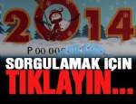 Milli Piyango Yılbaşı çekiliş sonuçları (2014)