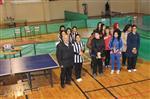 Öğrenciler Masa Tenisinde Yarıştı