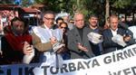 MUZAFFER YÜKSEL - Sağlıkçılar, 'sağlık Yasası Torbasını'Patlattı
