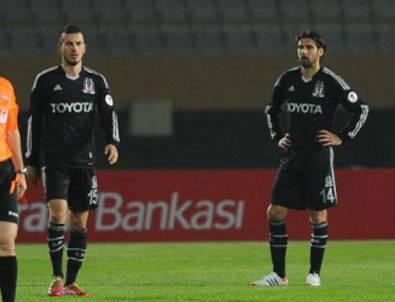 Son Kurban Beşiktaş Oldu!