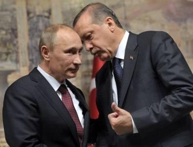 Erdoğan, Cemaat okulları için Putin'e resti çekti
