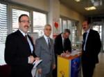 FIKRET KAYA - Amasya Ptt Bank'ta Organ Bağışı Standı