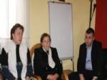 SÜLEYMAN YıLMAZ - Ak Parti Çankaya İlçe Teşkilatı ve Ankara Milletvekili Gezici'den Azize Tereza Kilisesi'ne Ziyaret