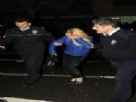 TEPECIK EĞITIM VE ARAŞTıRMA HASTANESI - Otomobilde Tartışırken Kaza Geçirdiler