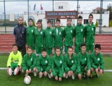 Aliağaspor - İzmirspor U-14 Final Maçı 15 Şubat Cuma Günü Oynanacak